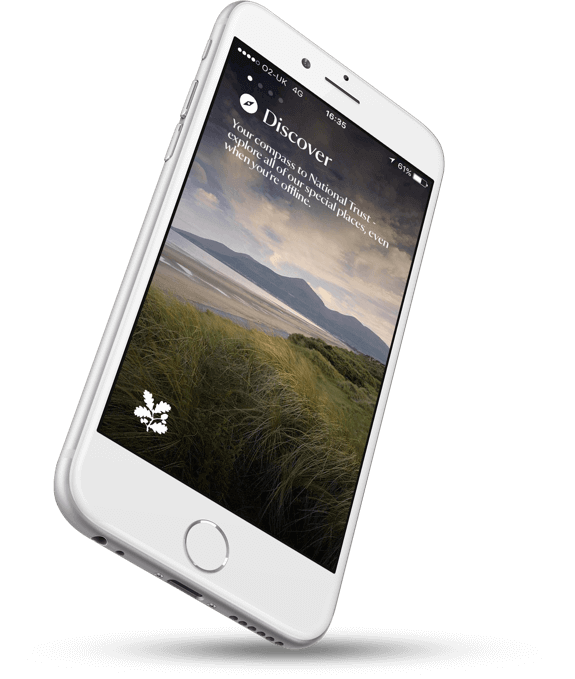 National Trust app case study